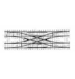 NVM 20.07.002 kruiswissel 1:3,5 voor spoor 0