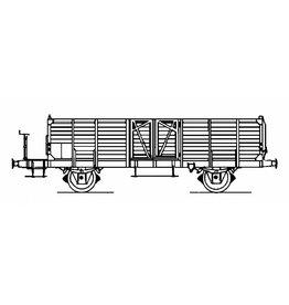 NVM 20.36.009 open goederenwagen Em 2185.520 5000-5174 SBB-CFF voor spoor H0