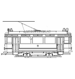 NVM 20.73.026 motorrijtuig NZHVM A301-330 voor spoor I