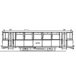 NVM 20.74.008 NTM motorrijtuigen M2-7 (Werkspoor, 1926) voor spoor I