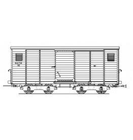 NVM 20.76.003 materieel NZH - H254, H54, CY111-113, C156