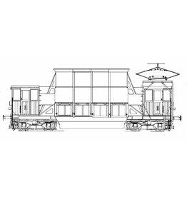 NVM 20.79.001/B CD-Kipwagen voor zandtrein, voor Spoor 1