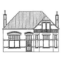 NVM 30.03.015/A kleine villa 1910