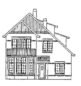 NVM 30.03.016 villa 1924 Bilthoven