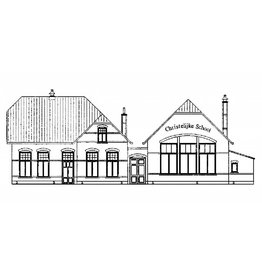 NVM 30.04.012 school met woning Harmelen 1904
