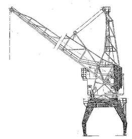 NVM 30.09.023 Hensen portaalkraan H171-H176 (1957)