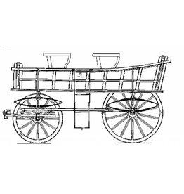 NVM 40.30.064 Stuhlwagen