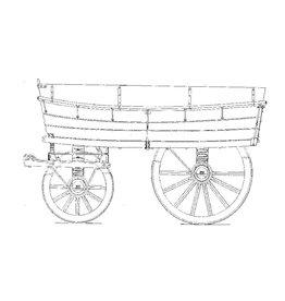 NVM 40.31.039 Boerenwagen