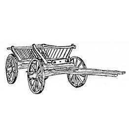 NVM 40.31.054 Limburgse ladderwagen