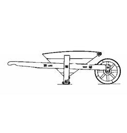 NVM 40.32.012 Oostenrijkse bakkerskruiwagen