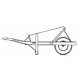 NVM 40.32.054 Limburgse bakkruiwagen van v?r 1940