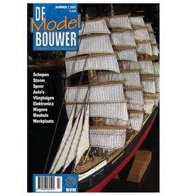 """NVM 95.07.007 Jaargang """"De Modelbouwer"""" Editie : 07.007 (PDF)"""