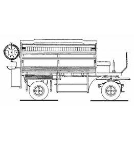 NVM 40.38.055 Groningse groentenwagen