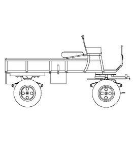 NVM 40.38.059 melkventerswagen