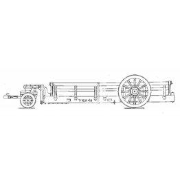 NVM 40.38.066 Natiewagen of Antwerpse sleperswagen