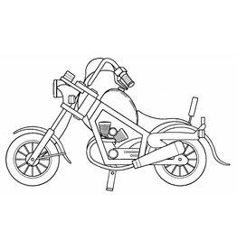 NVM 40.43.006 Harley Davidson motorfiets