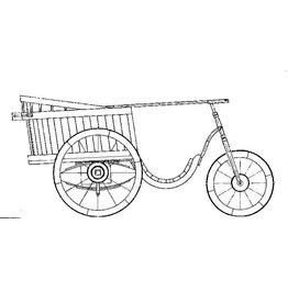 NVM 40.43.007 invalidenwagen/rolstoel