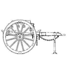 NVM 40.45.006 munitie voorwagen
