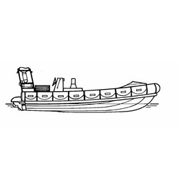 NVM 16.17.003 motorreddingboot; semi-rigid-inflatable