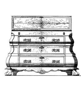 NVM 45.19.004 Louis XV secretaire