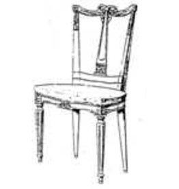 NVM 45.35.001 Louis XV stoel