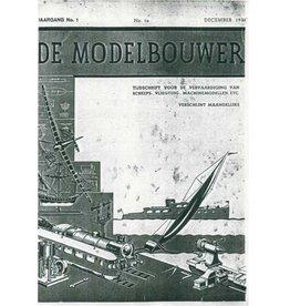 """NVM 95.36.001 Jaargang """"De Modelbouwer"""" Editie : 36.001 (PDF)"""