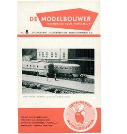 """NVM 95.59.008 Jaargang """"De Modelbouwer"""" Editie : 59.008 (PDF)"""