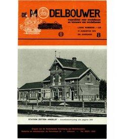 """NVM 95.70.008 Jaargang """"De Modelbouwer"""" Editie : 70.008 (PDF)"""