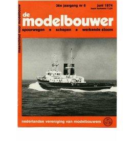 """NVM 95.74.006 Jaargang """"De Modelbouwer"""" Editie : 74.006 (PDF)"""