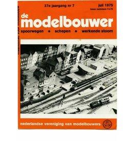 """NVM 95.75.007 Jaargang """"De Modelbouwer"""" Editie : 75.007 (PDF)"""