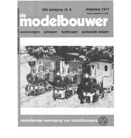 """NVM 95.77.008 Jaargang """"De Modelbouwer"""" Editie : 77.008 (PDF)"""