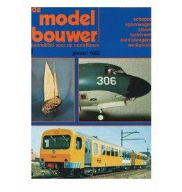 """NVM 95.82.001 Jaargang """"De Modelbouwer"""" Editie : 82.001 (PDF)"""