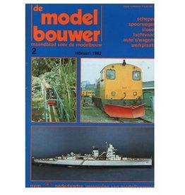 """NVM 95.82.002 Jaargang """"De Modelbouwer"""" Editie : 82.002 (PDF)"""