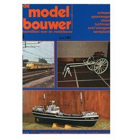 """NVM 95.82.006 Jaargang """"De Modelbouwer"""" Editie : 82.006 (PDF)"""