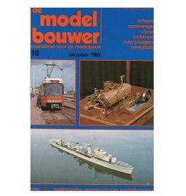 """NVM 95.82.010 Jaargang """"De Modelbouwer"""" Editie : 82.010 (PDF)"""