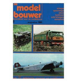 """NVM 95.85.008 Jaargang """"De Modelbouwer"""" Editie : 85.008 (PDF)"""