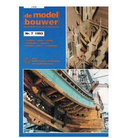 """NVM 95.93.007 Jaargang """"De Modelbouwer"""" Editie : 93.007 (PDF)"""
