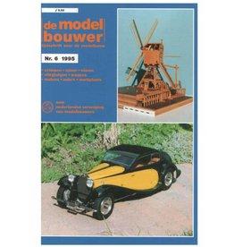 """NVM 95.95.006 Jaargang """"De Modelbouwer"""" Editie : Editie : 006 (PDF)"""
