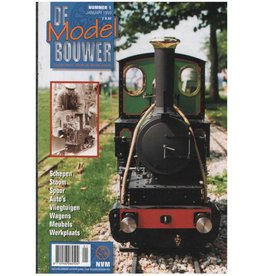 """NVM 95.99.001 Jaargang """"De Modelbouwer"""" Editie : 99.001 (PDF)"""