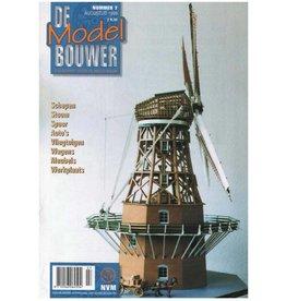 """NVM 95.99.007 Jaargang """"De Modelbouwer"""" Editie : 99.007 (PDF)"""