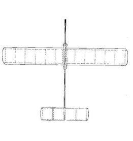 "NVM 50.80.005 zweefvliegtuig ""De Vink"""