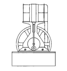 NVM 60.01.013 simplex - duplex stoommachine