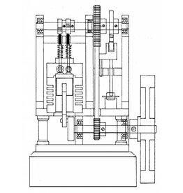 NVM 60.10.007 Otto viertakt verbrandingsmotor