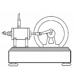 NVM 60.10.008 eenvoudige tweetaktmotor