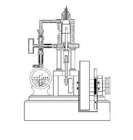 NVM 60.10.009 Drukgestuurde tweetaktmotor
