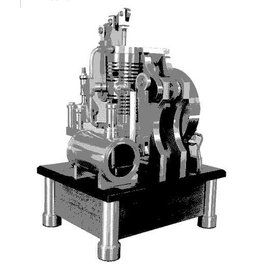 NVM 60.10.010 Linford tweetakt motor