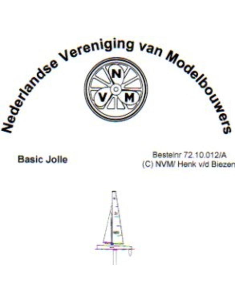 NVM 72.10.012 Basic Jolle