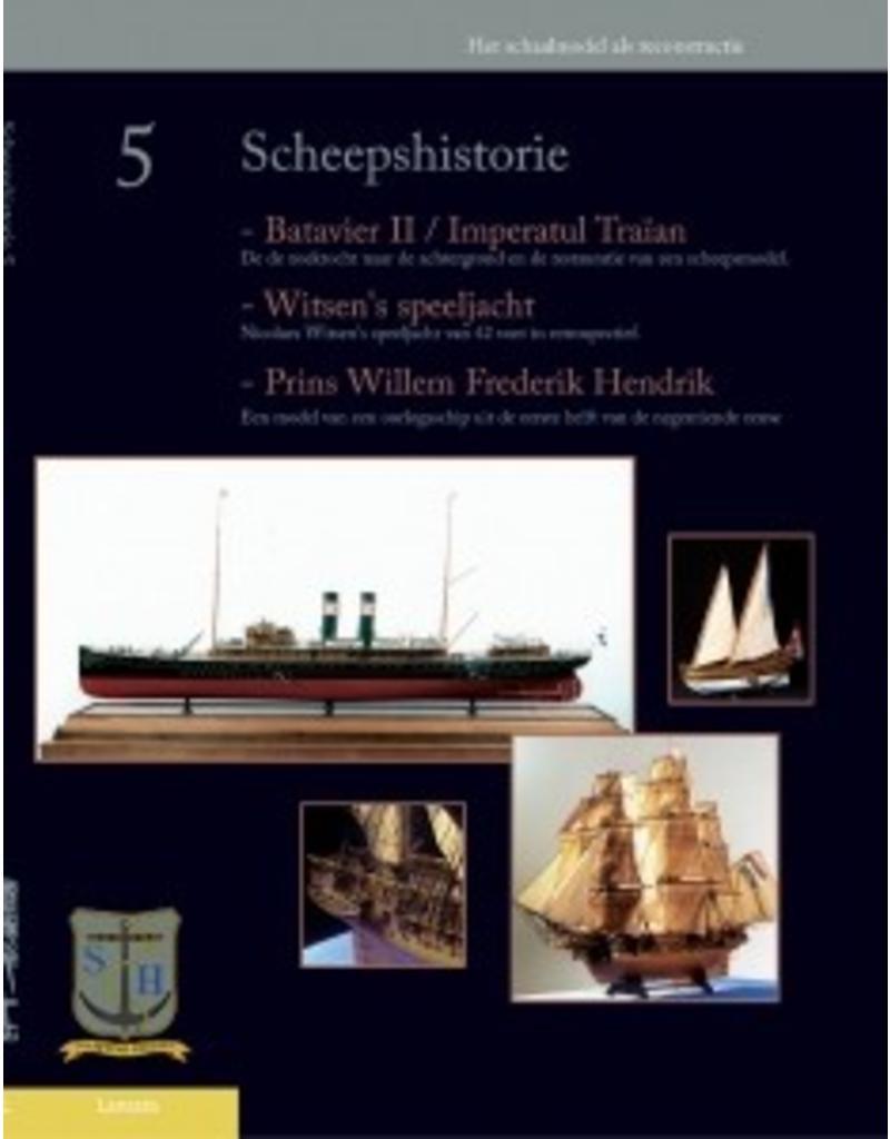 Lanasta 74.10.005 Scheepshistorie; deel 5