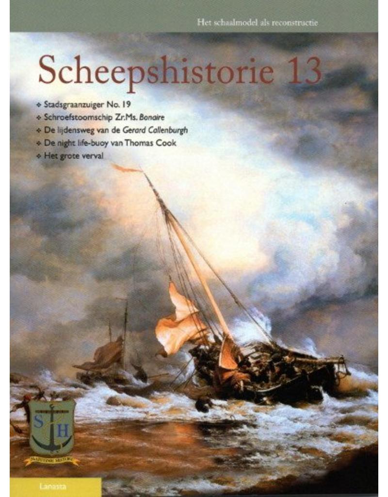 Lanasta 74.10.013 Scheepshistorie; deel 13