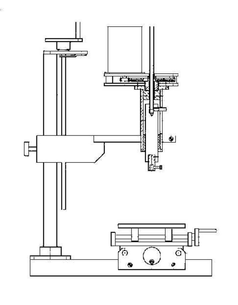 NVM 80.00.004 Vonkerosiemachine